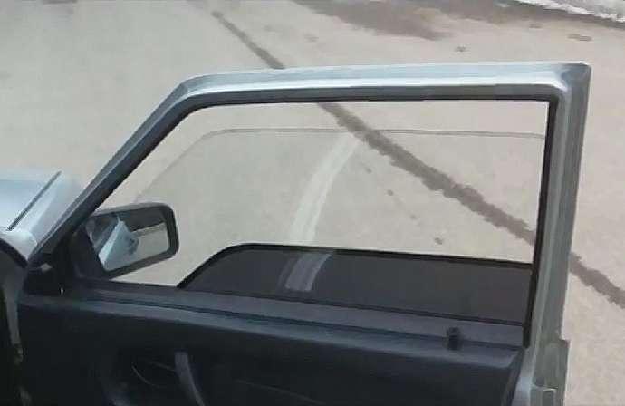 Как сделать двойную стекло тонировку