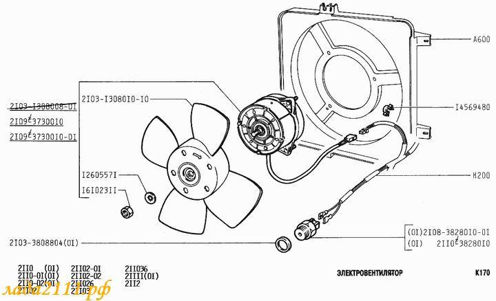 Почему не срабатывает вентилятор охлаждения