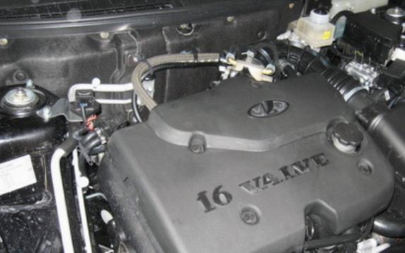 Двигатель на ладе приора