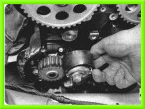 Lada Granta (Лада Гранта): замена ремня ГРМ и ролика натяжителя