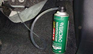 Жидкость для чистки кондиционеров своими руками 35