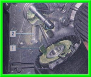 Замена ремня грм на дастере 2.0