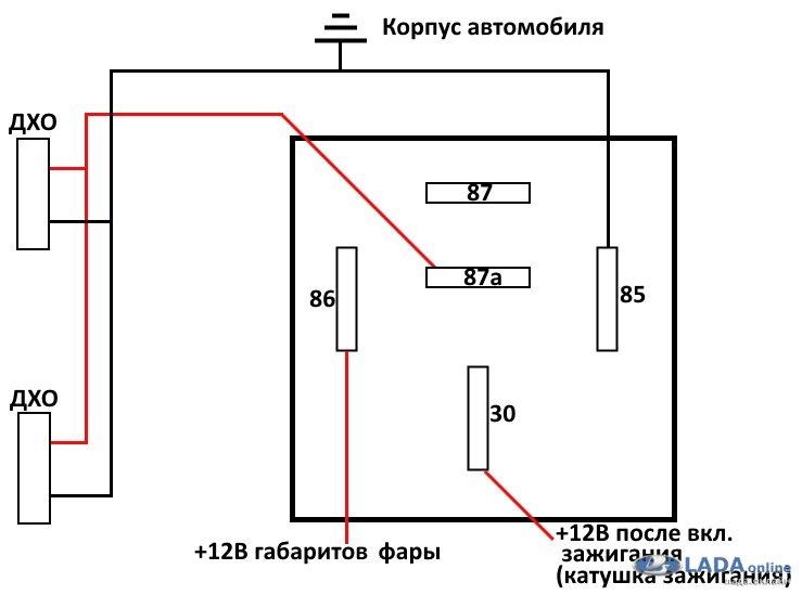 Регулятор яркости ламп накаливания 220 в схема7