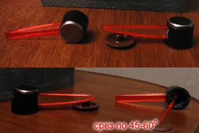 Стрелки в приборную панель своими руками